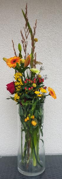 1x Blumenbox zum selber Dekorieren ✼Sunrise ✼