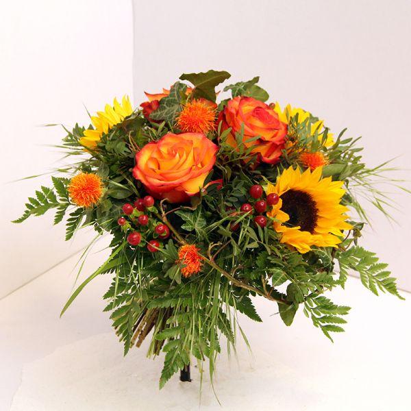 Blumenstrauß Muntermacher