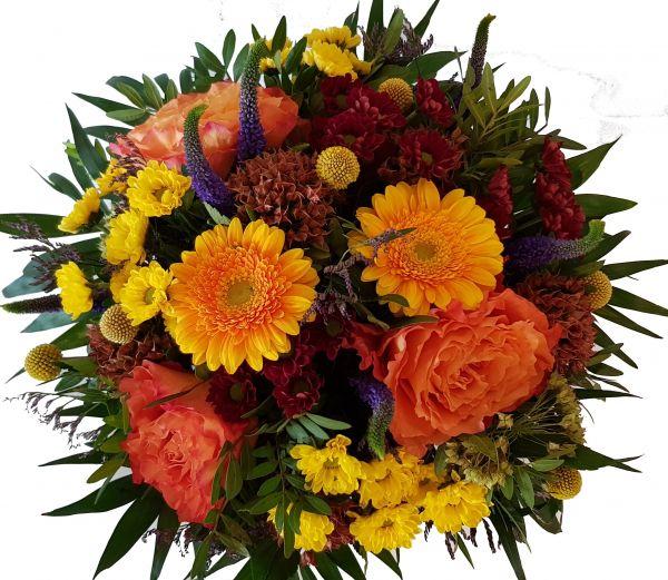 ,,Blumengruß,, zum Geburtstag frische Blumen versenden