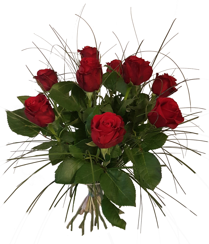 blumenstrau verschicken mit roten rosen. Black Bedroom Furniture Sets. Home Design Ideas