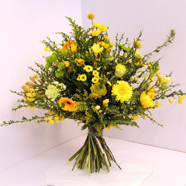 Blumenstrauß Blütengold
