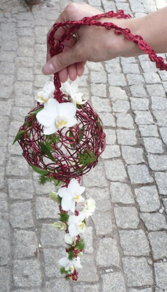 Florale Meisterwerke - Immer ein Unikat -6 -