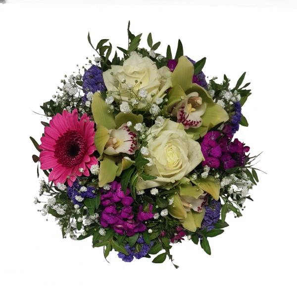 Blumengesteck frische Blumen ❈ Easy blomst