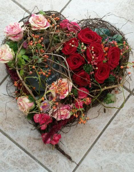 Florale Meisterwerke - Immer ein Unikat - 16 -