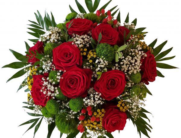 Blumenstrauß Geburtstag Frau ..Du an meiner Seite ..