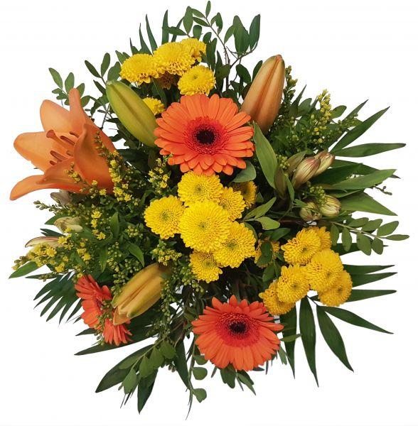 Blumenstrauß versenden