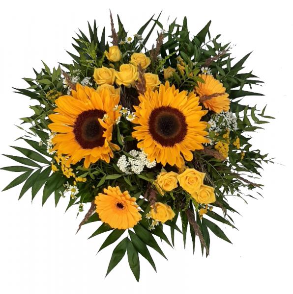 Blumenstrauß mit Sonnenblumen ☼ Yellow Flowers ☼