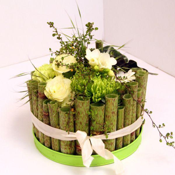 Blumengesteck Globetrotter