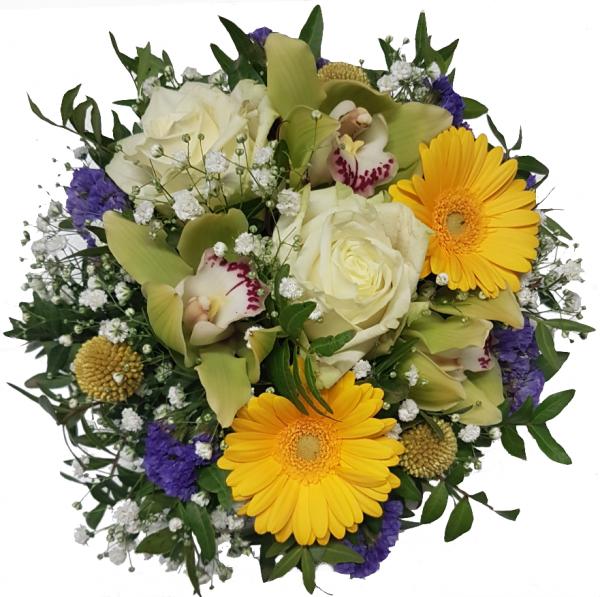 Blumengesteck frische Blumen ❈ Easy Plant