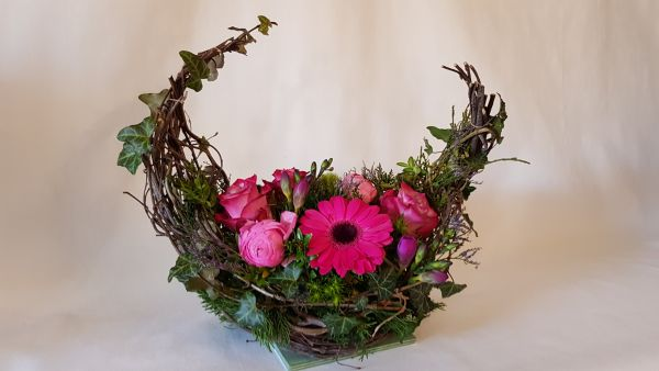 Trauerfloristik Blumen Bestellung Beisetzung - Trauergesteck