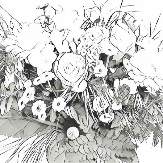 Strauß und Floristik nach Ihren Wünschen