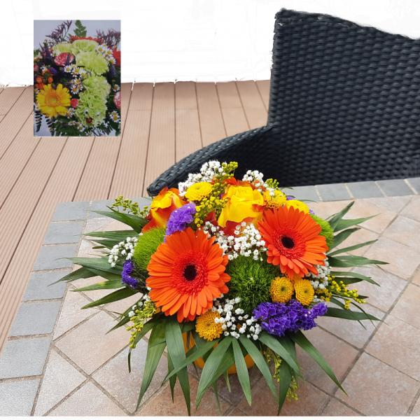 Blumengesteck *frischer Gruß*