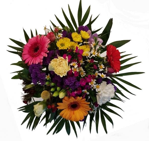 Blumengruß ❁ Farbenfroh ❁