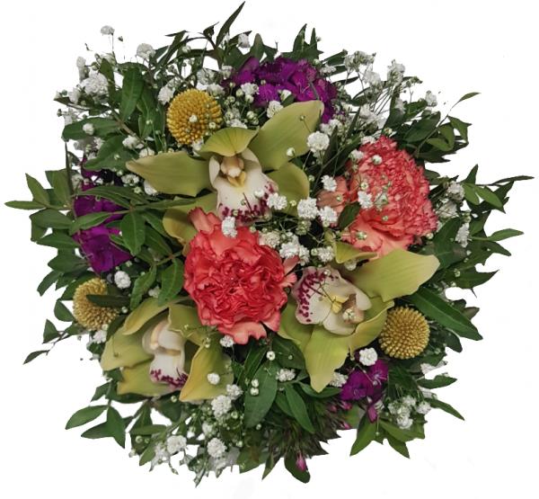 Blumengesteck frische Blumen ❈ Easy Flower