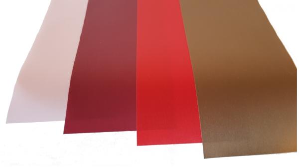 """Trauerschleife in den Farben Rosa/Rot/Braun mit Text pro Stück 15€ - """"Abschiedsgruß"""""""