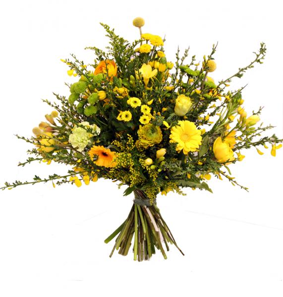 Sommerstrauß ☀ Blütengold ☀