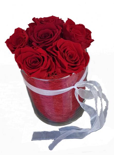 Infinity Rosen als Blumengruß