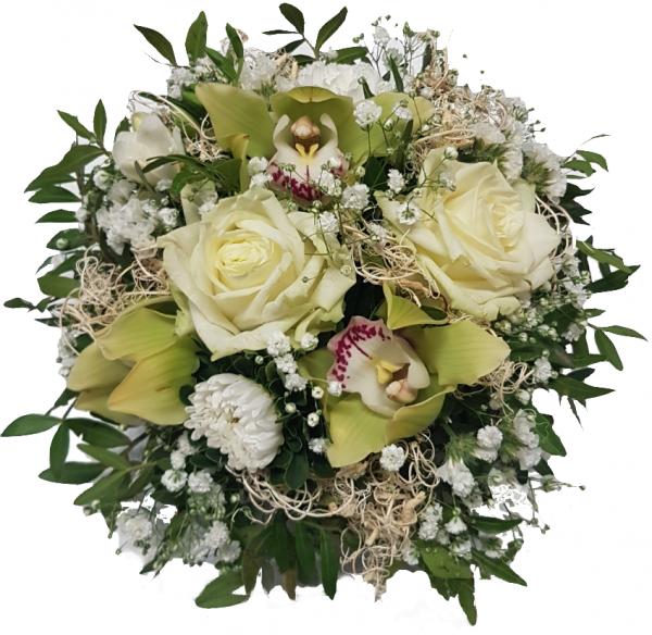 Blumengesteck frische Blumen ❈ Easy beautiful Flowers