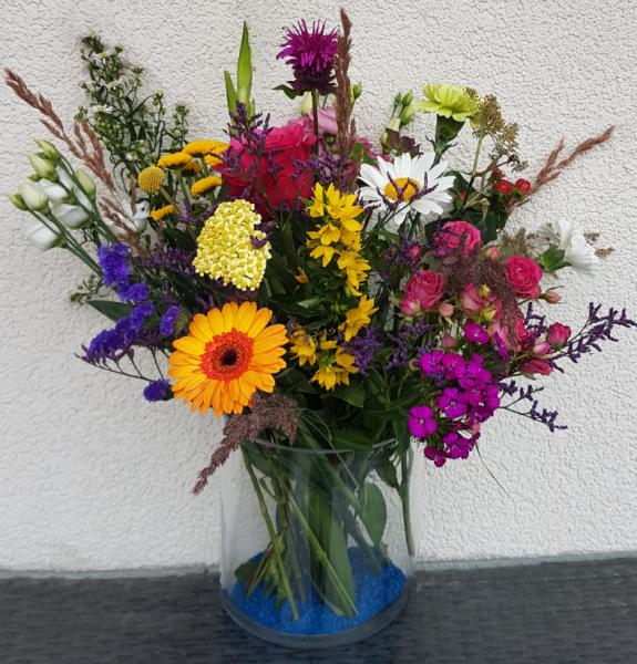 1x Blumenbox ✾ crazy colour ✾Blumenbox