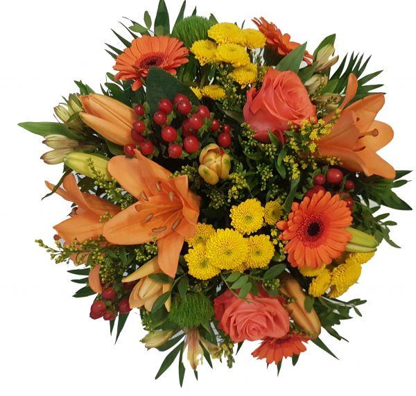 Blumensendung