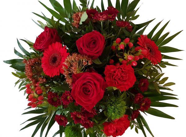 Blumen zum Hochzeitstag , bis 12 Uhr bestellen und er wird heute noch gebunden und Versendet