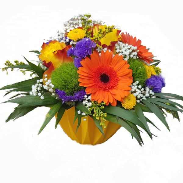 Blumengesteck ❊ frischer Gruß ❊