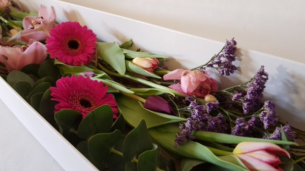 Do it yourself - Abonnement Blumen - pink dreams