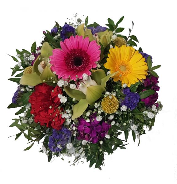 Blumengesteck frische Blumen ❈ Easy Plant - Go