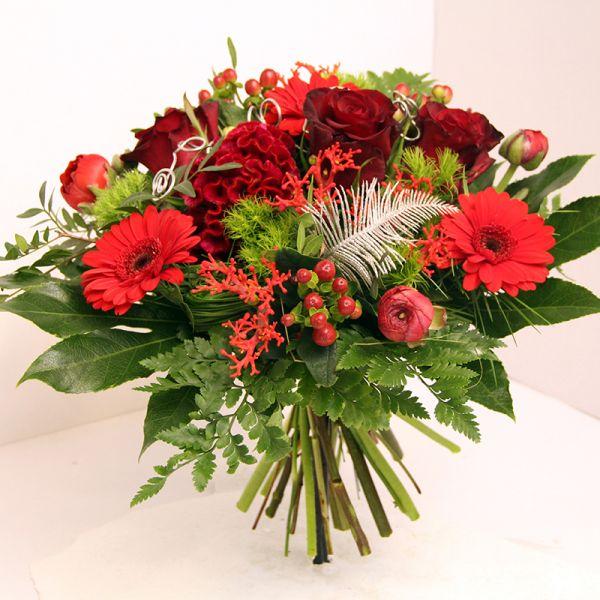 Blumen zur Silbernen Hochzeit Liebeszauber
