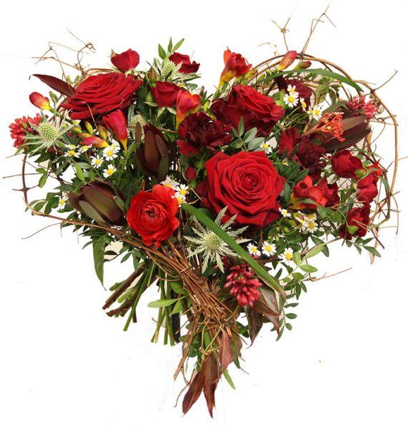 ❤❤ Blumen vom Herzen ❤❤