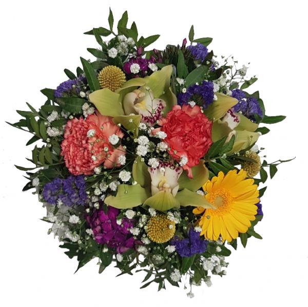 Blumengesteck frische Blumen ❈ Easy Flower- Go